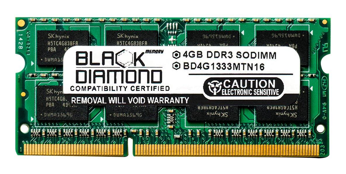 8560w 4GB 1X4GB RAM MEMORY 4 HP EliteBook 8560p 8740w 8760w DDRD-1333 8740w