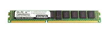 Picture of 16GB DDR3 1600 (PC3-12800) ECC Registered VLP Memory 240-pin (2Rx4)