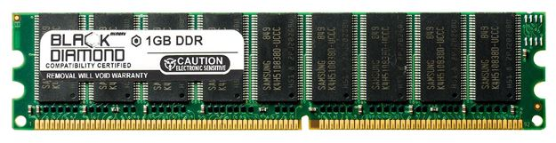 Picture of 1GB DDR 333 (PC-2700) ECC Memory 184-pin (2Rx8)