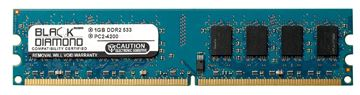 Picture of 1GB DDR2 533 (PC2-4200) Memory 240-pin (2Rx8)