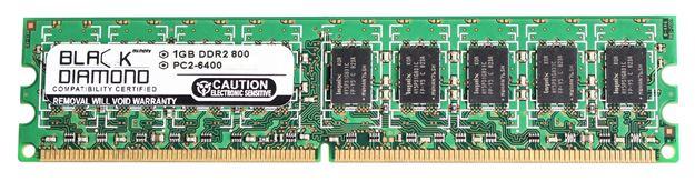 Picture of 1GB DDR2 800 (PC2-6400) ECC Memory 240-pin (2Rx8)