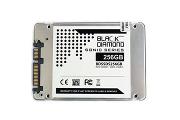 Picture of 256GB Sonic Series SSD 2.5 inch W/R:520/460MB