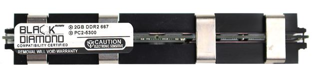 Picture of 2GB DDR2 667 (PC2-5300) Apple Fully Buffered Memory 240-pin (2Rx4)