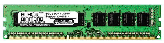 Picture of 2GB DDR3 1600 (PC3-12800) ECC Memory 240-pin (2Rx8)