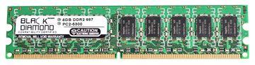 Picture of 4GB DDR2 667 (PC2-5300) ECC Memory 240-pin (2Rx8)