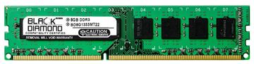 Picture of 8GB (2Rx8) DDR3 1333 (PC3-10600) Memory 240-pin