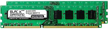 Picture of 8GB Kit (2x4GB) DDR3 1866 (PC3-14900) Memory 240-pin (2Rx8)