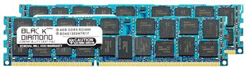 Picture of 8GB Kit(2x4GB) DDR3 1333 (PC3-10600) ECC Registered Memory 240-pin (2Rx4)