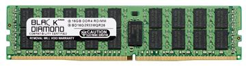 Picture of 16GB DDR4 2933 ECC Registered Memory 288-pin (2Rx4)