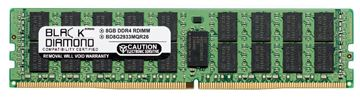 Picture of 8GB DDR4 2933 ECC Registered Memory 288-pin (2Rx4)