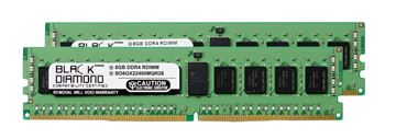 Picture of 16GB Kit (2x8GB) DDR4 2400  ECC Registered Memory 288-pin (1Rx4)